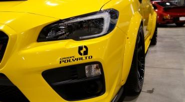 PolyAlto au Salon Auto-Sport