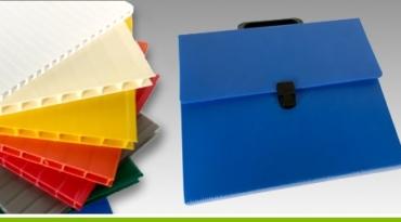 Les avantages du plastique corrugué (Coroplast®)