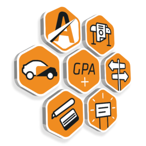 GPA Grafik | Lettrage | Enseigne | Wrap | Impression | Signalisation | Accessoires | GPA+