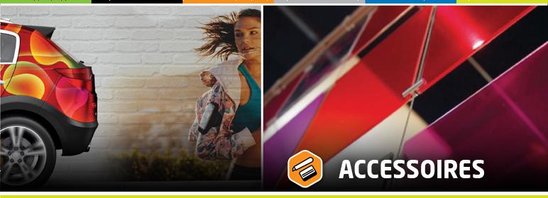 Accessoires | Groupe PolyAlto | GPA Grafik | Vinyle | Wrap | Habillage de Véhicule