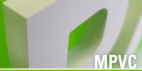 Choisir le bon plastique d'affichage : mousse PVC  (MPVC)